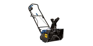 best electric snow blower widest clearance