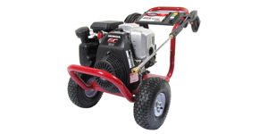 best gas pressure washer cleaning power