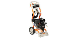 best residential pressure washer cleaning power