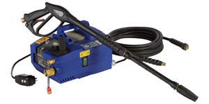 electric pressure washer psi flow rate