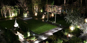 garden lighting purpose form and function