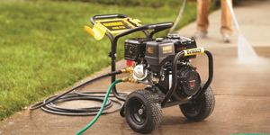 power washer types