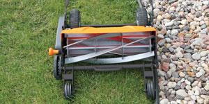 best reel mower reel design