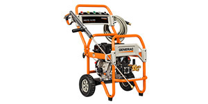 commercial pressure washer powerful engine