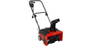 electric snow blower plug in cordless