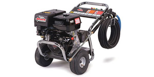 gas pressure washer reviews psi flow rate