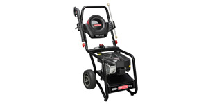 residential pressure washer power source