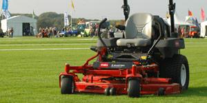 zero turn mower engine size horsepower