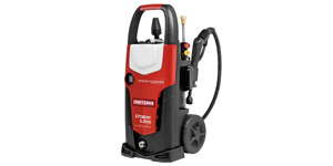 best electric pressure washer footprint