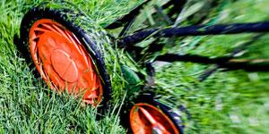 best reel mower materials durability