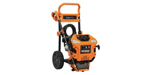 best residential pressure washer power source