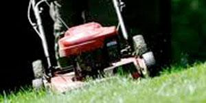 gas lawn mower self propulsion