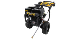 gas pressure washer reviews engine