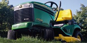 riding lawn mower engine