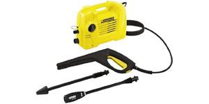 best electric pressure washer pump