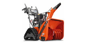 best gas two-stage snow blower quality materials