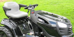 garden lawn tractor automatic hydrostatic transmission manual