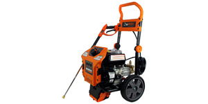 gas pressure washer fuel efficiency