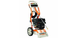 residential pressure washer small footprint