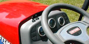 riding lawn mower fuel maintenance indicators