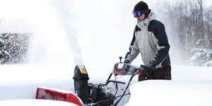 snow blower single-stage two-stage