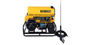 commercial pressure washer details accessories