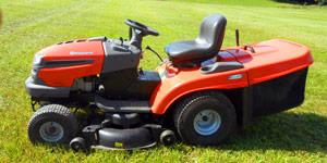 garden lawn tractor mulching bagging kits