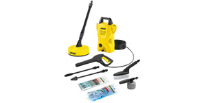 pressure washer pricing