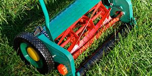 reel mower price