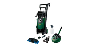 residential pressure washer details