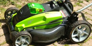 electric lawn mower best choice