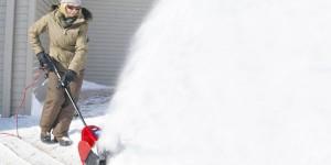 electric snow shovel reviews