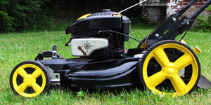 gas lawn mower best choice