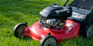 gas powered lawn mower reviews
