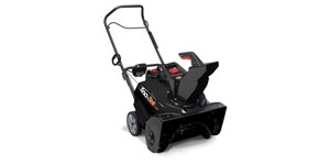 gas single stage snow blower buyers choice