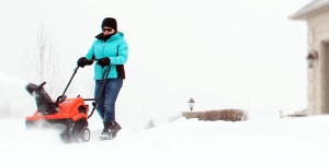 gas single stage snow blower buying guide