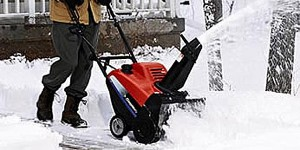 gas single-stage snow blower reviews